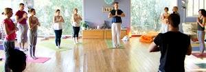 Ioga Girona (La Central-Estudi Itzà), Ioga, Vinyasa Yoga i Meditació. Xavier Punsola