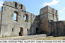Wolvesey Castle, Winchester, United Kingdom