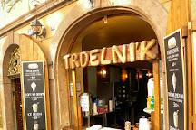 Trdelnik, Prague, Czech Republic