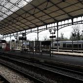 Железнодорожная станция  Pau