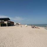 Центральный пляж в Кирилловке