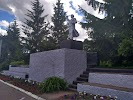 Памятник Ленину на фото Канаша