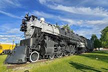 Douglas Railroad Interpretive Museum At Locomotive Park, Douglas, United States