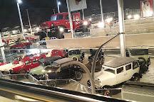 Emirates National Auto Museum, Abu Dhabi, United Arab Emirates