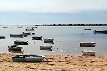 Cabanas de Tavira Beach, Cabanas, Portugal