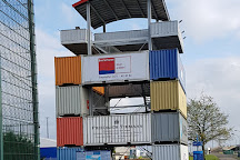 Container-Aussichtsturm, Bremerhaven, Germany