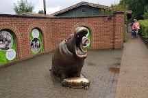 Marwell Zoo, Winchester, United Kingdom