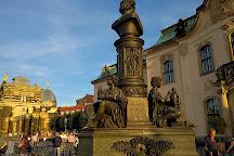 Ernst Rietschel Denkmal, Dresden, Germany
