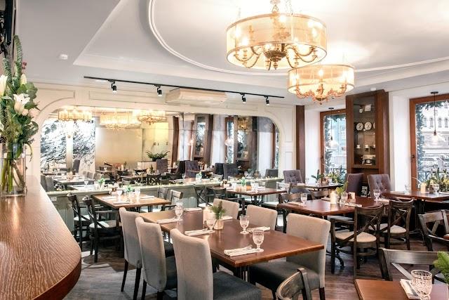 Bar Restaurant Pushkin