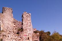 Chateau d'Allegre (Potence historique), Allegre, France