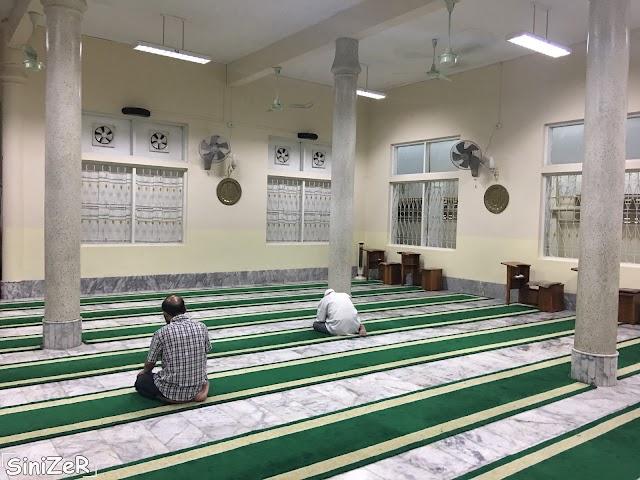 Changkhlan Chiangmai Mosque