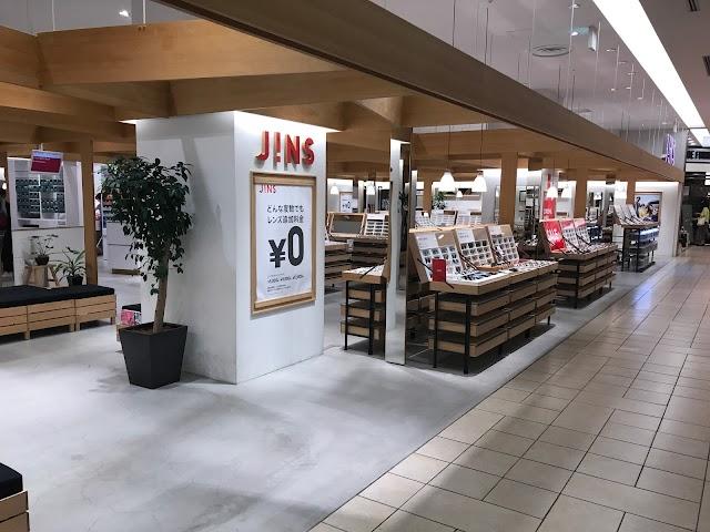 JINS なんばパークス店