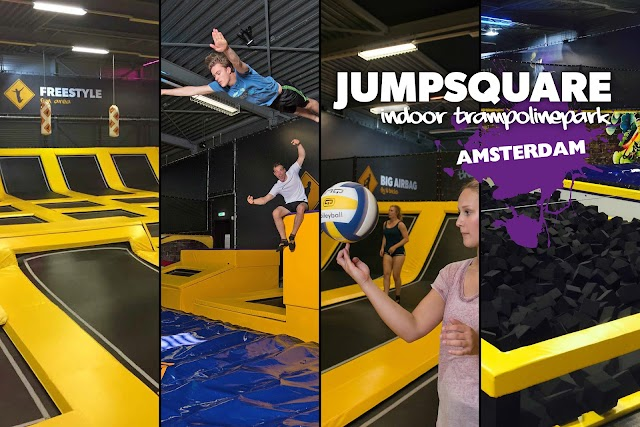 Jumpsquare Amsterdam