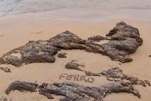 spiaggia di Porto Ferro, Sassari, Italy