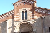 Abbazia di Santa Fede, Cavagnolo, Italy