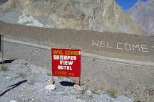 Passu Glacier, Hunza, Pakistan