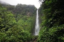 Carbet Falls (Les Chutes du Carbet), Parc National, Guadeloupe