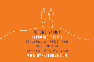 Jérôme Saurin - Hypnose Ericksonienne, PNL, EFT, Coaching à Paris et à l'international via Skype