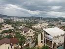 Зеленая Лагуна, Виноградная улица на фото Сочи