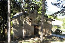 Oratorio di San Pellegrino, Bominaco, Italy