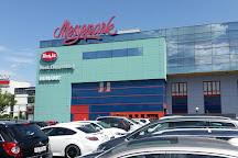 Einkaufszentrum Messepark, Dornbirn, Austria