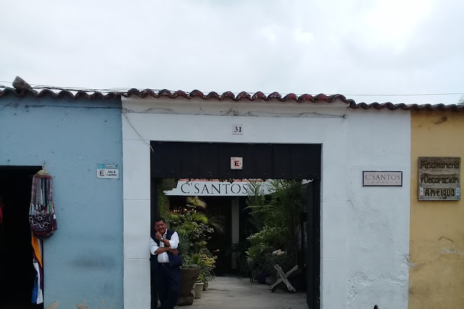Joyeria C'Santos Antigua, Antigua, Guatemala