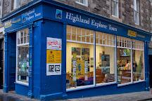 Haggis Adventures, Edinburgh, United Kingdom