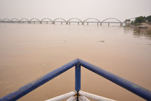 Godavari Bridge, Rajahmundry, India