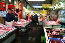 Sankaku Market, Otaru, Japan