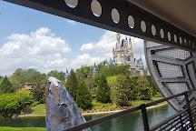 Tomorrowland Transit Authority PeopleMover, Orlando, United States
