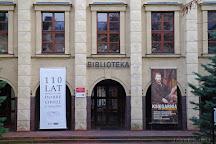 Wojewodzka Biblioteka Publiczna im. Hieronima Lopacinskiego w Lublinie, Lublin, Poland