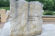 Devonian Fossil Gorge, Iowa City, United States
