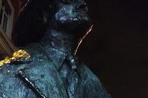 James Joyce Statue, Dublin, Ireland