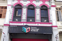 Penang 3D Trick Art Museum, George Town, Malaysia