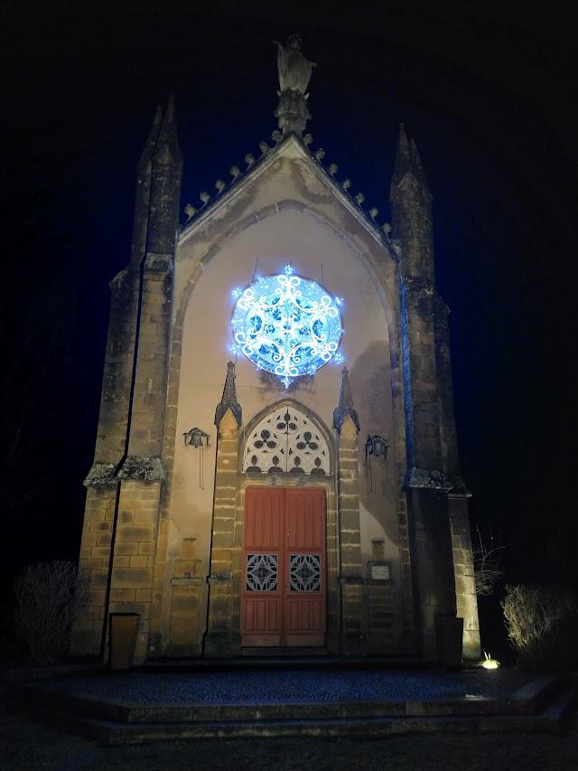 Notre-Dame du Pouech