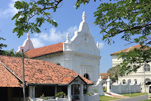 Dutch Reformed Church, Galle, Sri Lanka