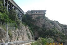 Funicular de Sant Joan, Montserrat, Spain