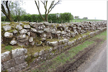 Birdoswald Roman Fort, Gilsland, United Kingdom