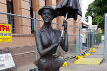 Mary Poppins Statue, Maryborough, Australia