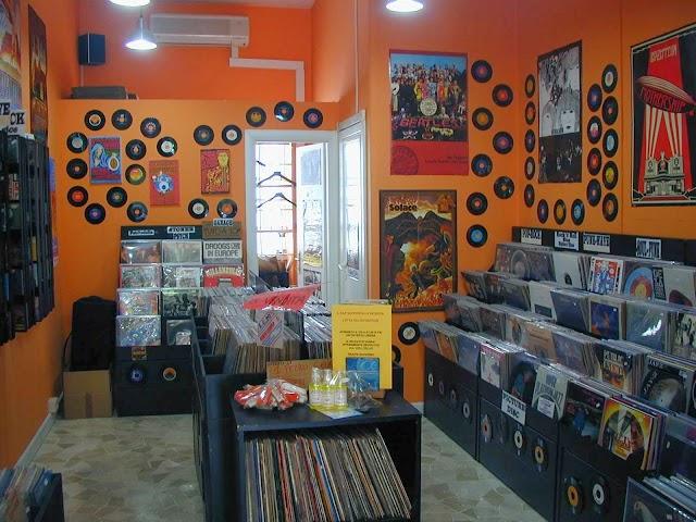 Vinyl Magic Roma