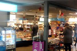 Автобусная станция   Basel EuroAirport