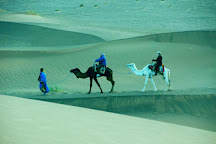 Tinfou Dunes, Zagora, Morocco