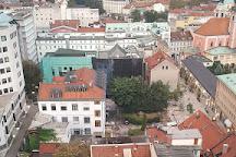 Nebotičnik - Skyscraper, Ljubljana, Slovenia