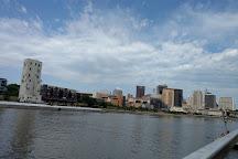 Padelford Riverboats, Saint Paul, United States