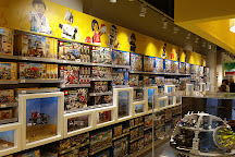 Lego Store, Copenhagen, Denmark