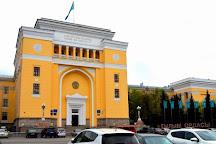 Kazakhstan National Science Academy, Almaty, Kazakhstan