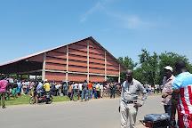 Mausolee du Prince Louis Rwagasore, Bujumbura, Burundi