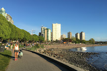 English Bay Beach, Vancouver, Canada