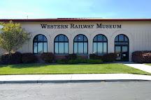 Western Railway Museum, Suisun City, United States