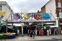 New Shepherd's Bush Market, London, United Kingdom